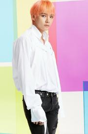 BTS V Fake Love Airplane Pt 2 promotional photo