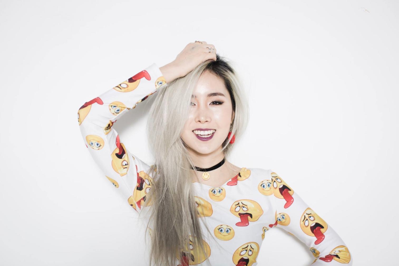 Imagini pentru grace kpop