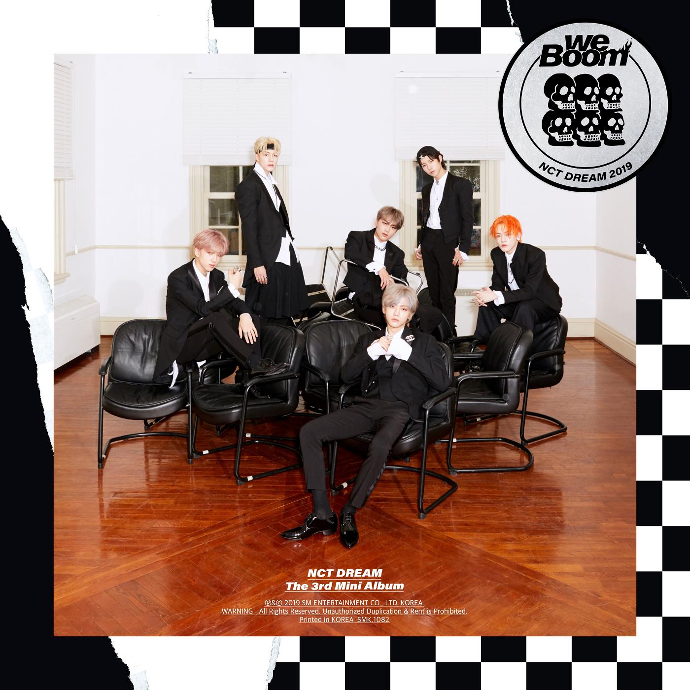 NCT DREAM 3th Mini Album We Boom Jaemin Circle Card Official K-POP 20