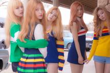 Red Velvet Ice Cream Cake group promo photo 2