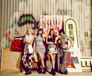 2NE1 Falling In Love promo photo