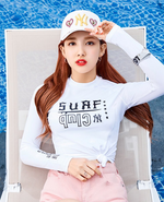 TWICE Nayeon MLB Summer 2017 Promo