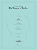 UP10TION The Moment of Illusion track list