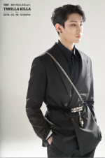 VAV Lou Thrilla Killa concept photo 2