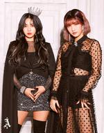 ANS Say My Name Lina & Dalyn promo photo