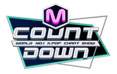 M Countdown 2015 logo