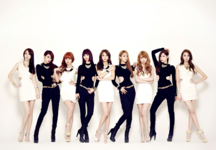 Nine Muses Dolls group photo
