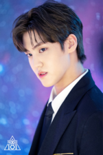 Song Yu Vin Produce X 101 finale profile photo (2)
