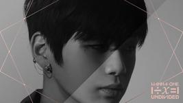 Wanna One Kang Daniel 1÷x=1 (Undivided) promo photo