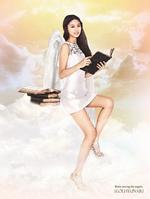 AOA Seolhyun Angels' Story concept photo