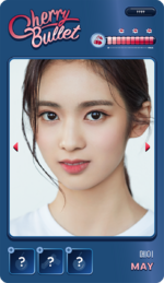 Cherry Bullet May reveal