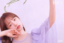 IZONE Jo Yu Ri Heart IZ concept photo Violeta ver