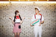 Raina and San E promotional photo