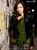 2NE1 Dara Lonely promo photo