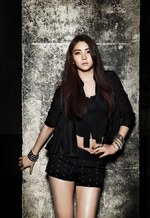 After School Kaeun Flashback promo photo
