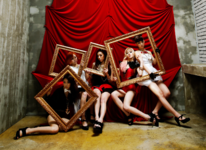 Ladies' Code Bad Girl group photo