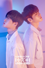 Wanna One The Heal 1÷x=1 (Undivided) promo photo