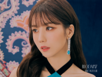 IZONE Kwon Eun Bi Bloom IZ unreleased concept photo 2