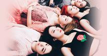 Red Velvet The Velvet group promo photo 2