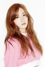 WJSN Eunseo Would You Like promo photo