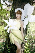April Naeun Spring promotional photo