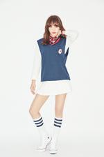 I.O.I Sejeong Chrysalis promotional photo