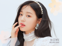 IZONE Jang Won Young Bloom IZ unreleased concept photo 1