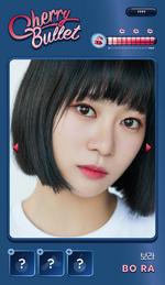 Cherry Bullet Bo Ra reveal
