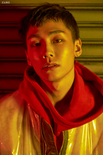 Jung Ilhoon Big Wave promotional photo