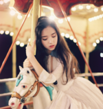 LOOΠΔ Heejin Debut promotional photo (5)