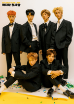 NCT Dream The First promo photo 5