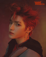 NCT U Taeyong Boss photo