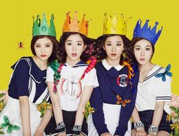 Red Velvet para Happiness