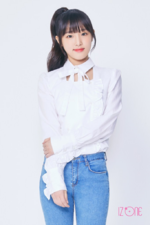 IZONE Choi Ye Na official profile photo