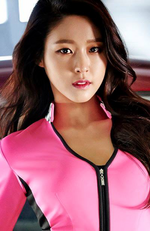 AOA Seolhyun Give Me the Love concept photo