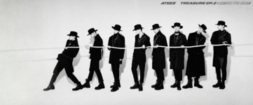 ATEEZ Treasure EP.2 Zero to One ATEEZ VS ATEEZ teaser photo 1
