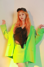EXID Jeonghwa Eclipse promotional photo