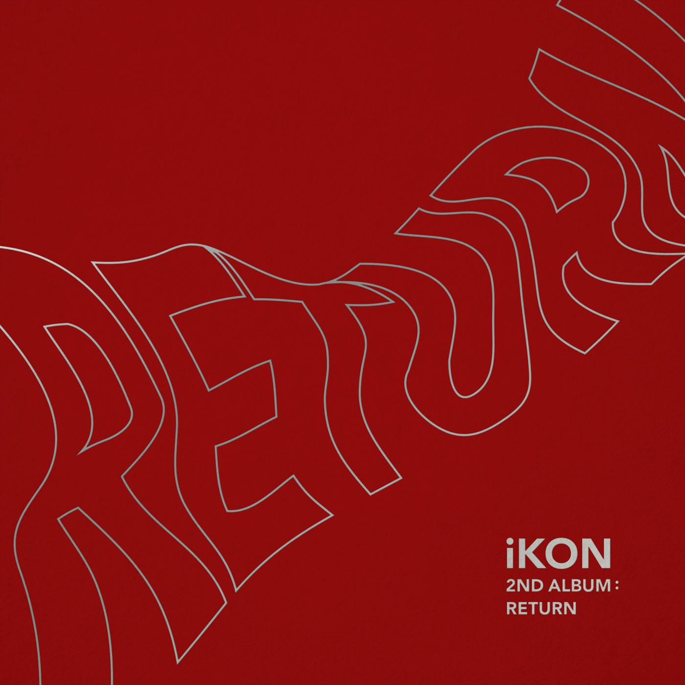 「ikon return album cover」の画像検索結果