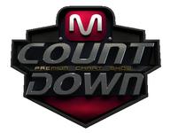 M Countdown 2010 logo