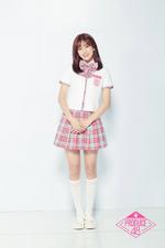 An Yu Jin Produce 48 profile photo