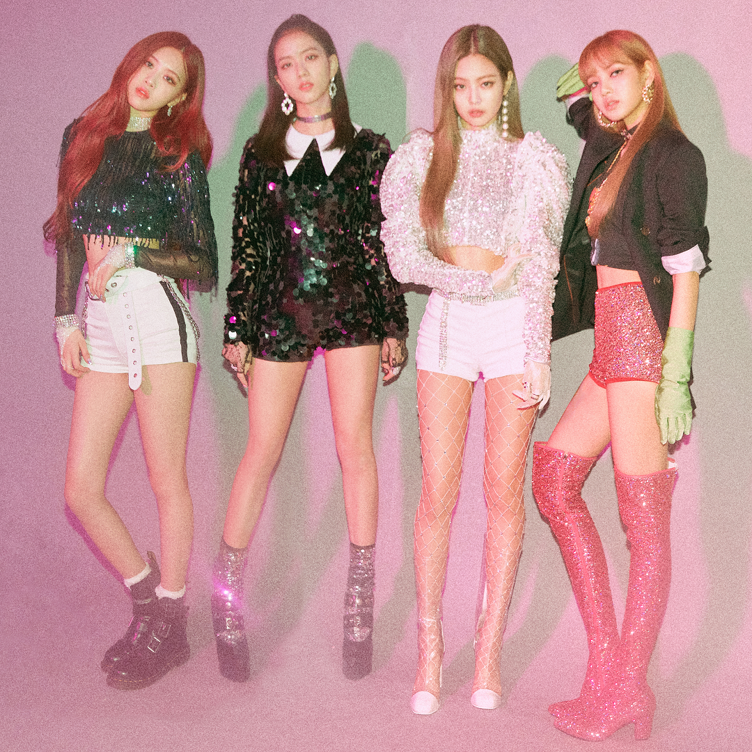 BLACKPINK (YG Entertainment)