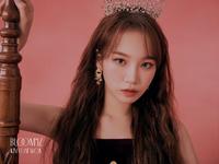 IZONE Kim Chae Won Bloom IZ concept photo 2