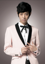 Jung Joon Young Superstar K4 promo photo