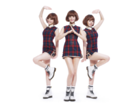 Orange Caramel Shanghai Romance group promo photo