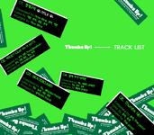 PENTAGON Thumbs Up! track list