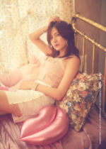 Apink Hayoung Percent promotional photo 1