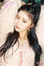 Jeonghwa Full Moon promotional photo