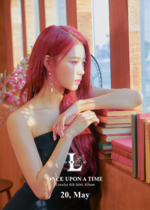 Lovelyz Lee Mi Joo Once Upon a Time concept photo 2