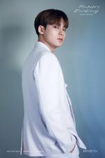SEVENTEEN Mingyu Happy Ending promo photo
