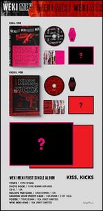 Weki Meki Kiss, Kicks album packing preview